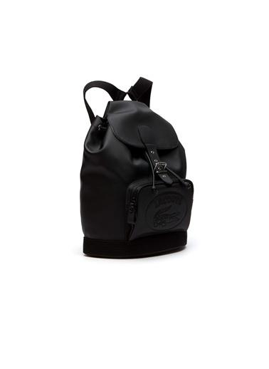 Lacoste Sırt Çantası Siyah